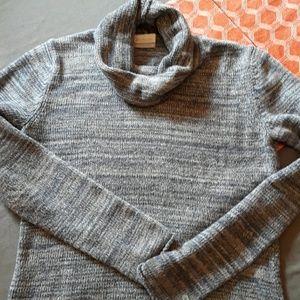 Columbia turtleneck sweater